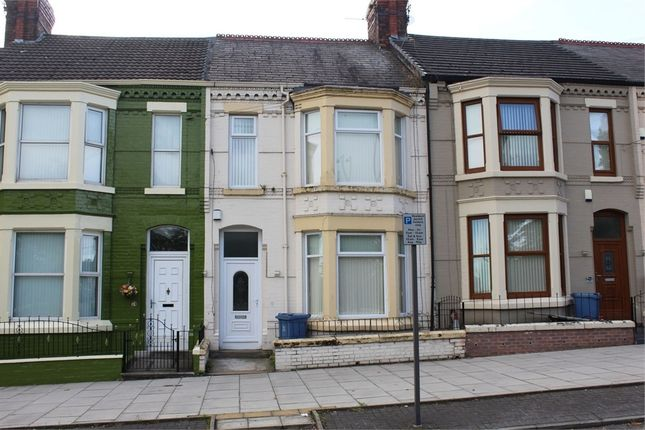 Thumbnail Terraced house to rent in Arkles Lane, Anfield, Liverpool, Merseyside