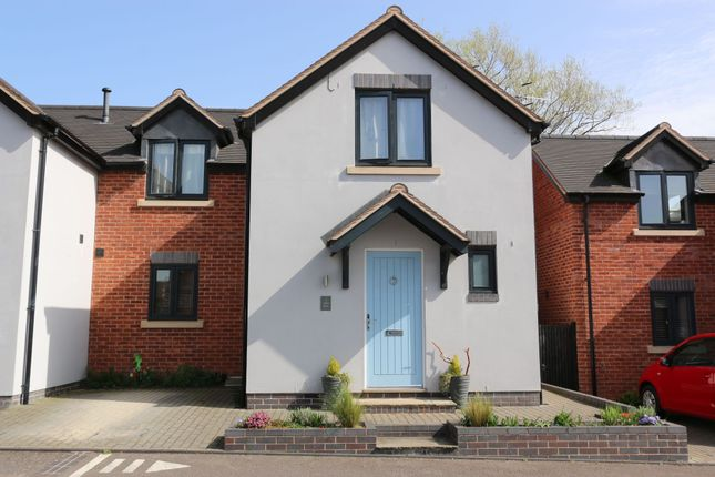 Thumbnail Semi-detached house for sale in The Bank, Bidford-On-Avon, Alcester
