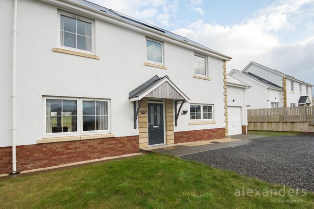 Thumbnail Detached house for sale in Pant-Y-Crug, Capel Seion, Aberystwyth