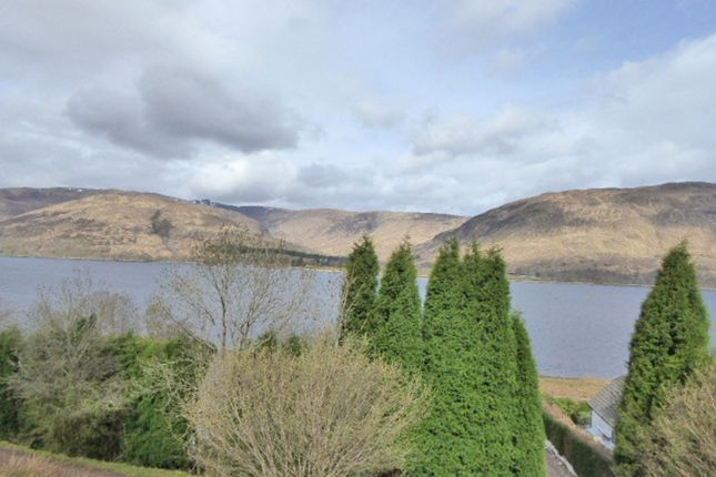 Thumbnail Detached house for sale in Conaglen, Achintore Road, Fort William