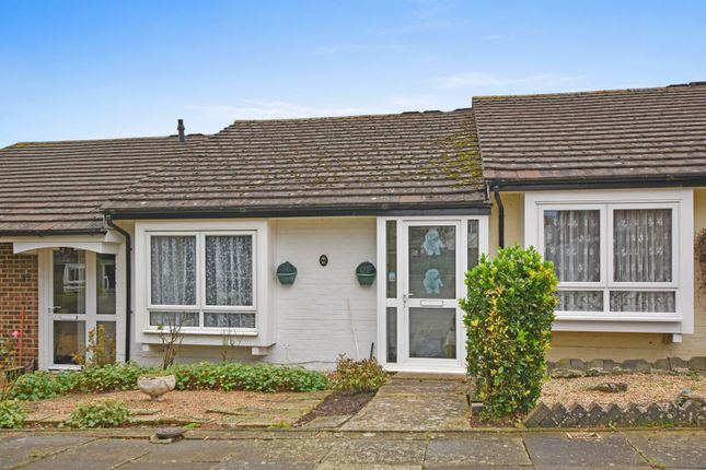 Thumbnail Terraced bungalow for sale in Southwood Close, Worcester Park