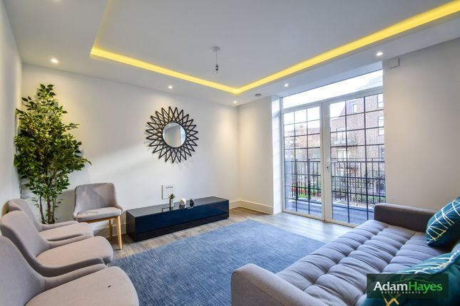 Thumbnail Flat to rent in Hampstead Garden Suburb, London