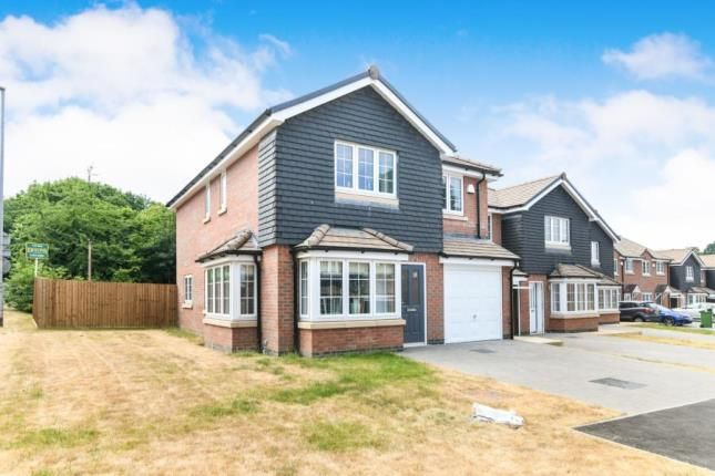 Thumbnail Detached house for sale in Bloomsbury Close, Redditch, Worcestershire