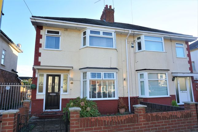 Thumbnail Semi-detached house for sale in Colville Avenue, Hull