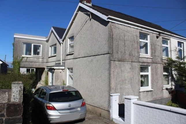 Thumbnail Semi-detached house for sale in Penygroes Road, Blaenau, Ammanford