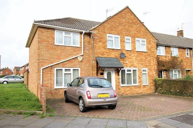 Thumbnail End terrace house for sale in Hawthorne Lane, Hemel Hempstead