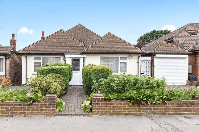 Thumbnail Detached bungalow for sale in Homer Road, Shirley, Croydon