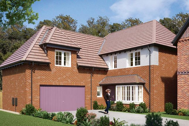 """Thumbnail Detached house for sale in """"The Langham"""" at Yeomanry Close, Daventry"""