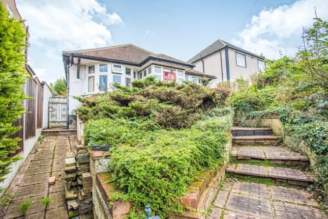 Thumbnail Bungalow for sale in Hay Lane, London