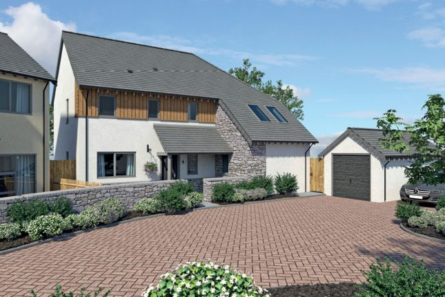 Thumbnail Detached house for sale in Plot 9 Yarners Mill, Dartington, Devon