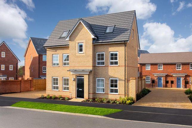 "4 bed detached house for sale in ""Hesketh"" at Carters Lane, Kiln Farm, Milton Keynes MK11"