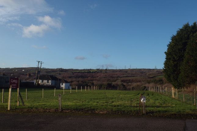 Land for sale in Bargoed Terrace, Ponthenry, Llanelli