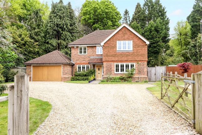 Thumbnail Detached house for sale in Scotlands Drive, Haslemere, Surrey