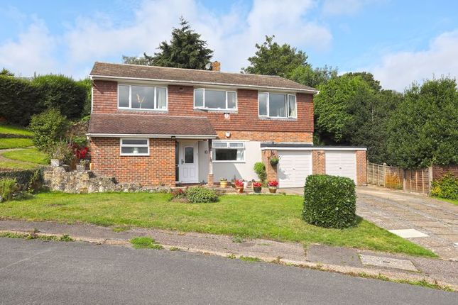 Thumbnail Detached house for sale in Mill End, West Chiltington, Pulborough