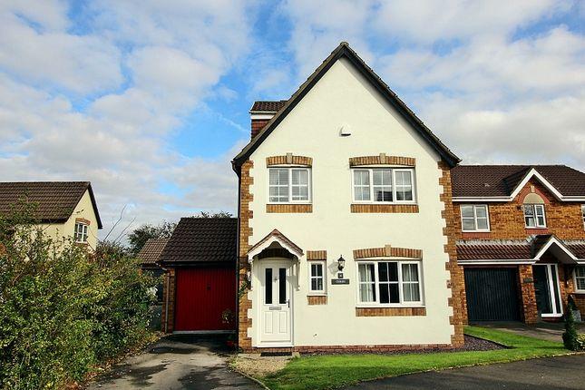 Thumbnail Detached house for sale in Newmill Gardens, Miskin, Pontyclun, Rhondda, Cynon, Taff.