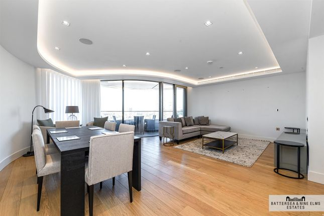 Thumbnail Flat to rent in 23 Albert Embankment, London