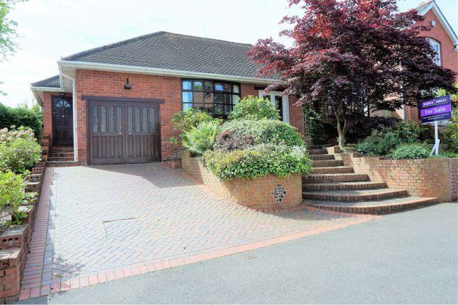 Thumbnail Detached bungalow for sale in York Avenue, Finchfield, Wolverhampton