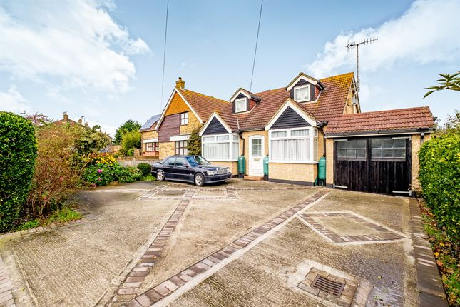 Thumbnail Bungalow for sale in Upper Brighton Road, Sompting, Lancing