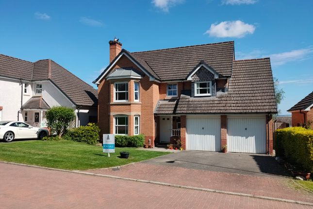 Thumbnail Detached house for sale in Cornhill Road, Perth, Perthshire