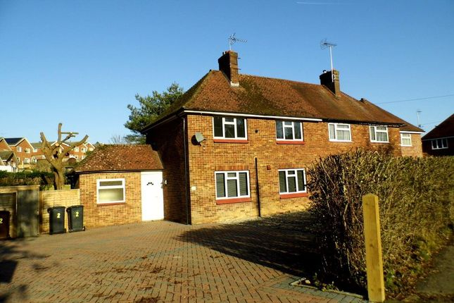 Thumbnail Semi-detached house to rent in The Drive, Maresfield Park, Maresfield, Uckfield
