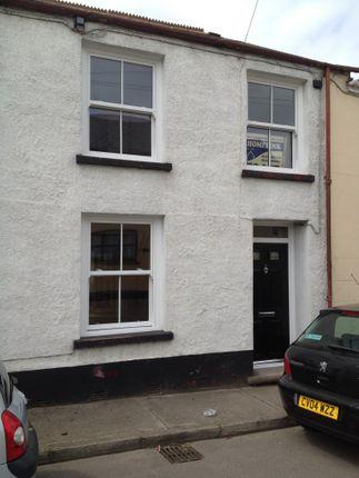 Thumbnail Terraced house to rent in Froynes Terrace, Pembroke