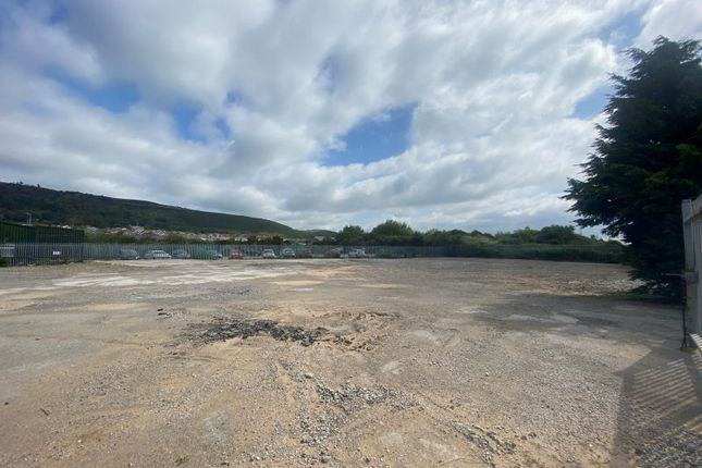 Thumbnail Land to let in Site A5, Port Of Swansea