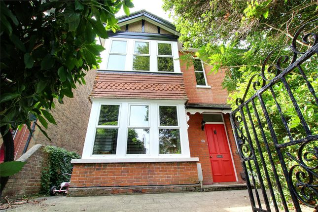 Thumbnail Semi-detached house for sale in Browning Road, Worthing, West Sussex