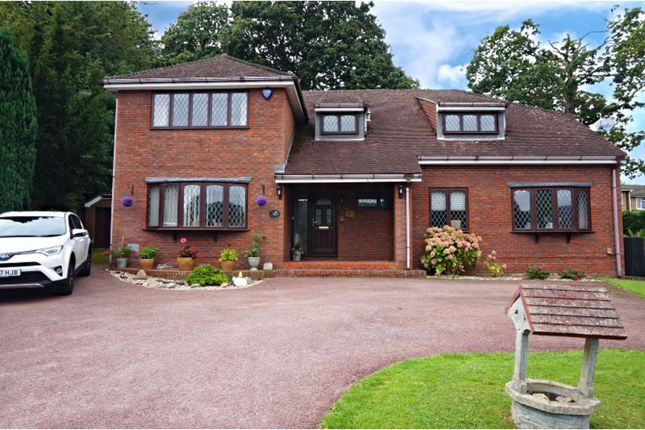 Thumbnail Detached house for sale in Woodlands, Chatham