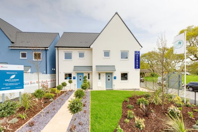 Thumbnail Semi-detached house for sale in Poets Corner Chaucer Way, Plymouth