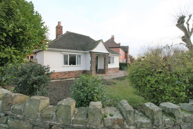 Thumbnail Detached bungalow for sale in Newbold Avenue, Chesterfield
