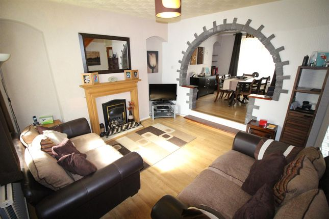 Thumbnail Terraced house for sale in Bright Street, Crosskeys, Newport