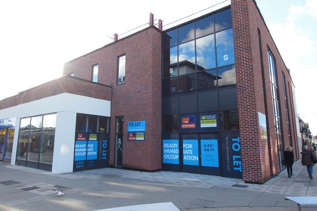 Thumbnail Retail premises to let in Worthing Road, Horsham