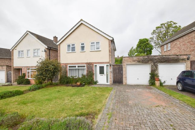 Thumbnail Detached house for sale in Heathbell Road, Newmarket