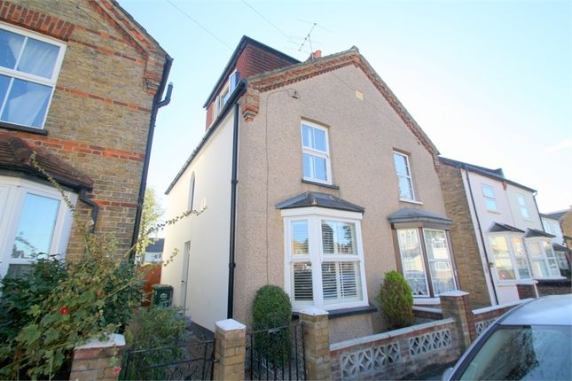 Thumbnail Semi-detached house for sale in Chestnut Grove, Staines-Upon-Thames, Surrey