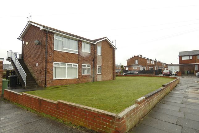 1 bed flat to rent in Lesbury Avenue, Choppington NE62