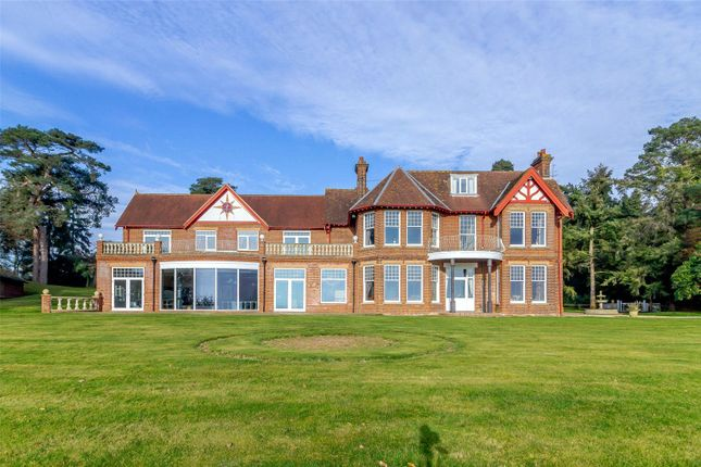 Thumbnail Detached house for sale in Heath Road, St. Olaves, Great Yarmouth, Norfolk