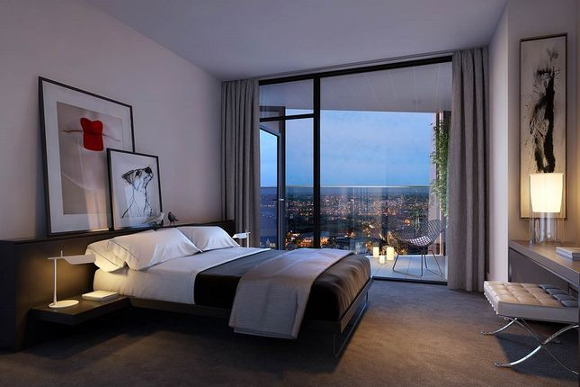 Bedroom of 199-207 Marsh Wall, Canary Wharf, London E14