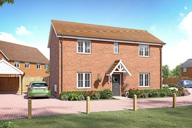 """3 bed property for sale in """"The Rozala (With Bay)"""" at Mons Way, Maldon CM9"""