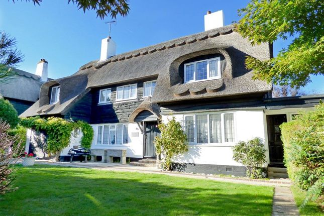 Thumbnail Detached house for sale in The Fairway, Aldwick Bay Estate, Aldwick, West Sussex
