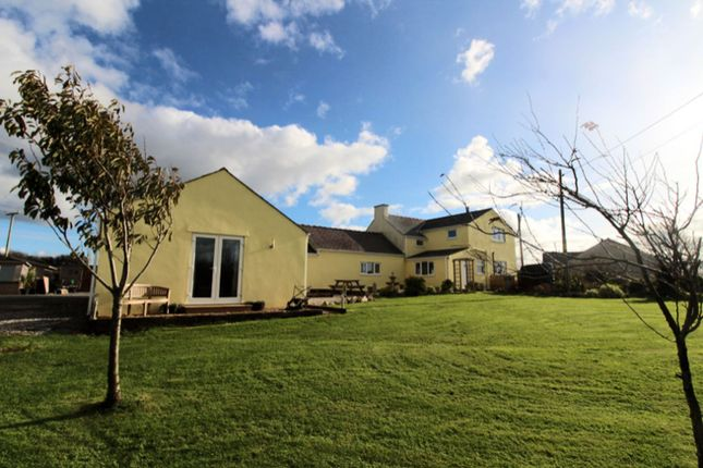 Thumbnail Detached house for sale in Capel Coch, Llangefni