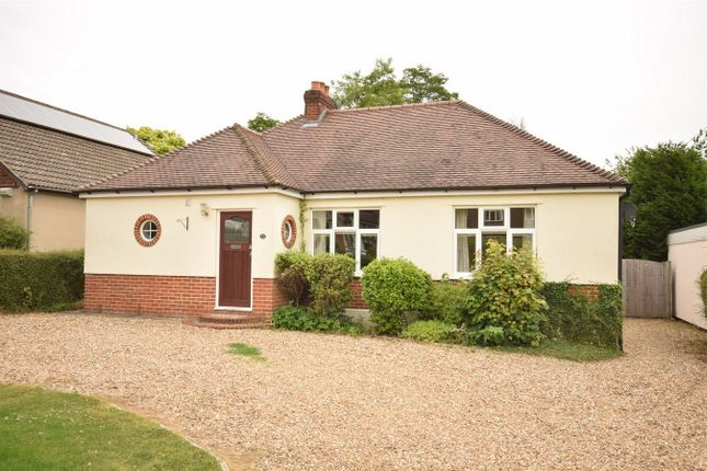 4 bed detached bungalow for sale in The Landway, Kemsing, Sevenoaks, Kent