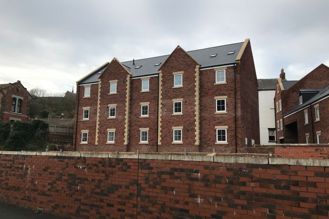 Thumbnail Flat for sale in Stone Row, Skinningrove, Saltburn-By-The-Sea