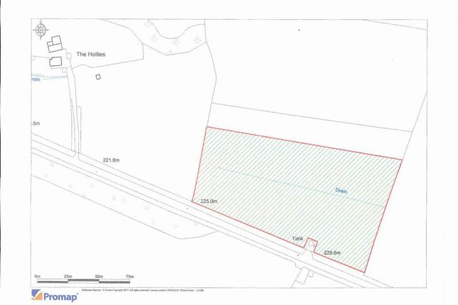 Land for sale in Plot Of Land, Blackshaw Lane, Blackshaw, Leek, Staffordshire