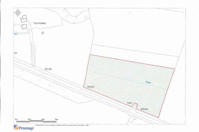 Land for sale in Plot Of Land, Blackshaw Lane, Blackshaw, Leek, Staffordshire