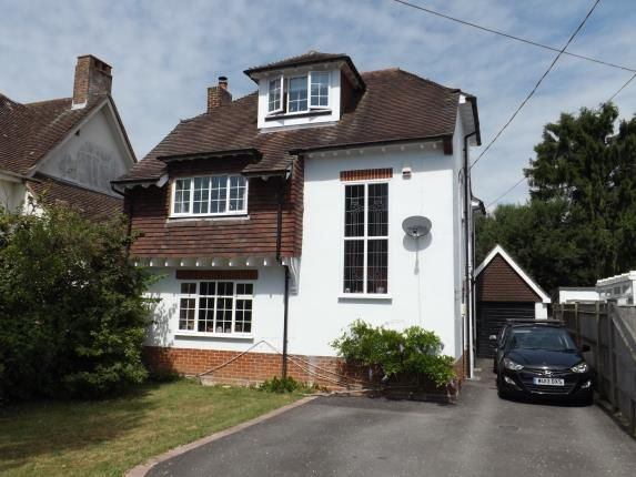 4 bed detached house for sale in Dene Road, Ashurst, Southampton