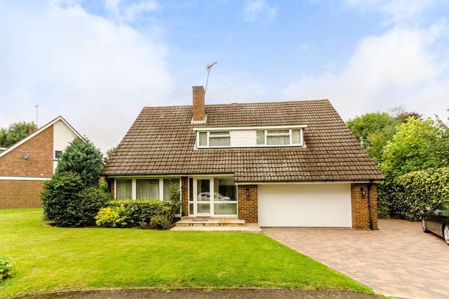 Thumbnail Detached house to rent in Church Meadow, Long Ditton