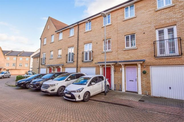 Thumbnail Town house for sale in Appleton Mews, Colchester, Essex