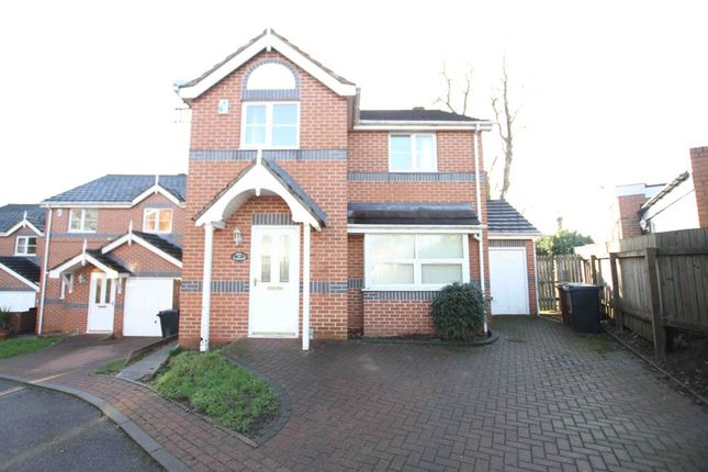 Thumbnail Detached house to rent in Gledhow Park Grove, Chapel Allerton