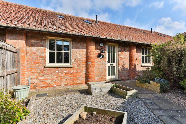 Terraced house for sale in Enholmes Lane, Patrington, Hull