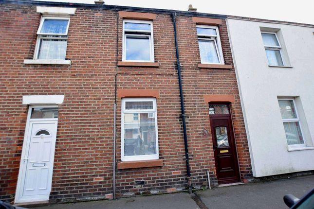 Thumbnail Terraced house to rent in Weeton Road, Wesham, Preston